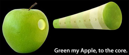 Apple se met a l'écologie